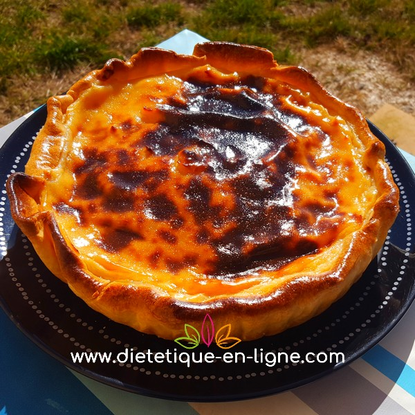 Recette Flan pâtissier