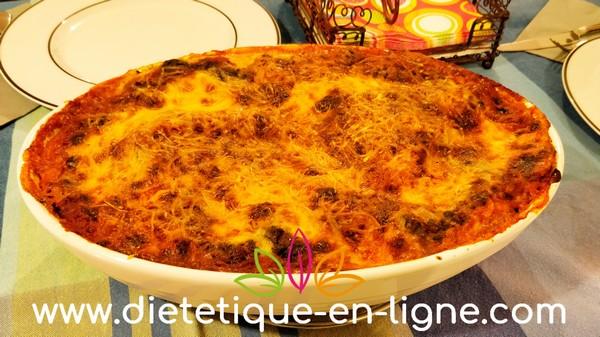 Recette Lasagnes Aux Épinards