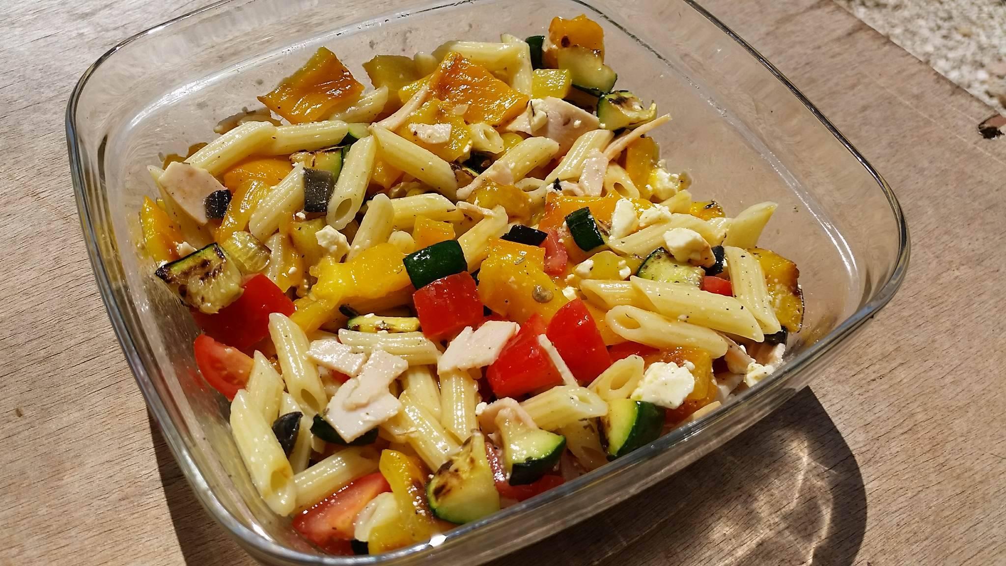 recette salade de p 226 tes 224 la grecque di 233 t 233 tique en ligne