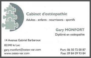 GARY MONFORT