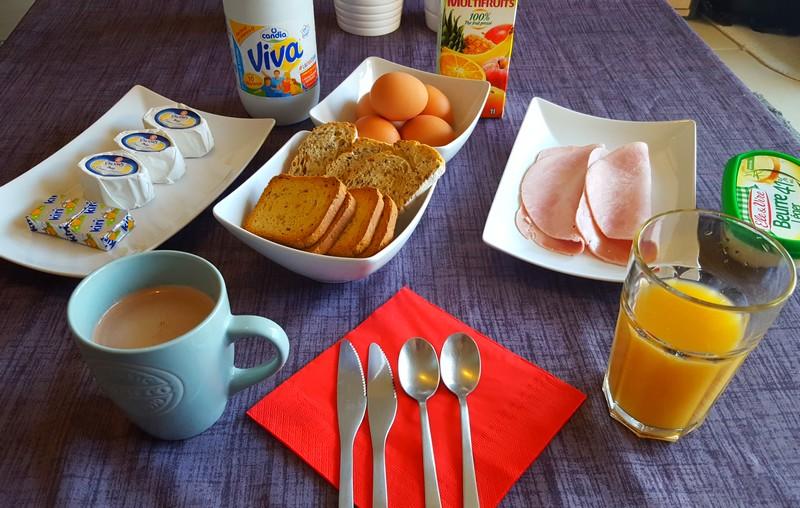 angleterre petit déjeuner