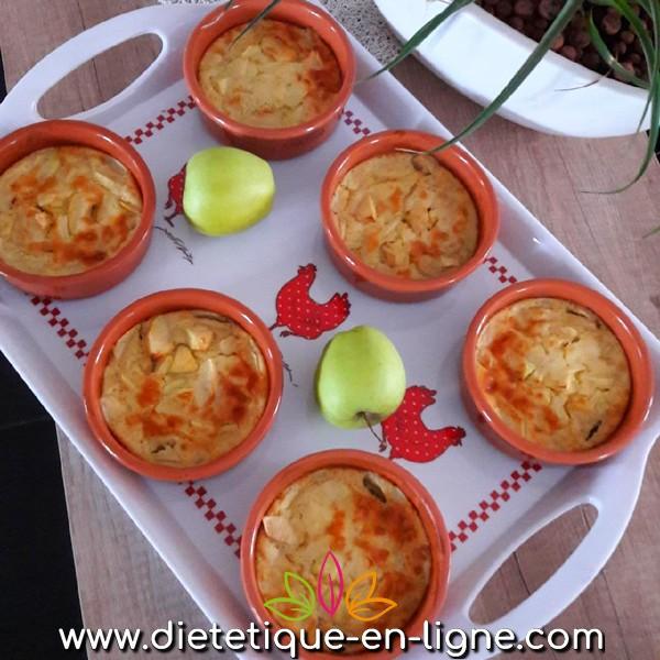 Recette Gâteau Aux Pommes Léger - Diététiques En Ligne