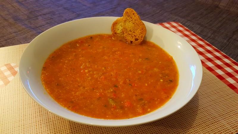 recette soupe provençale