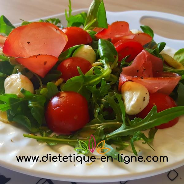 Recettes Salades de Pâtes italienne au pesto