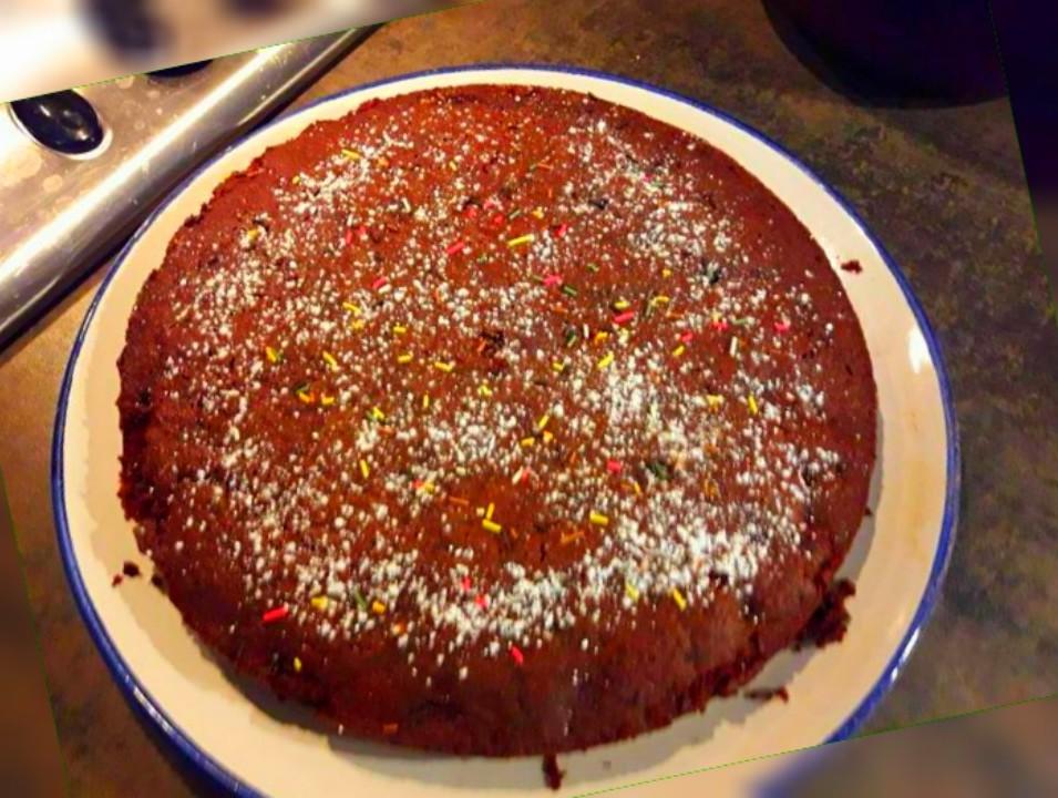Recette gâteau au chocolat et à la courgette