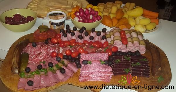 Raclette diététique