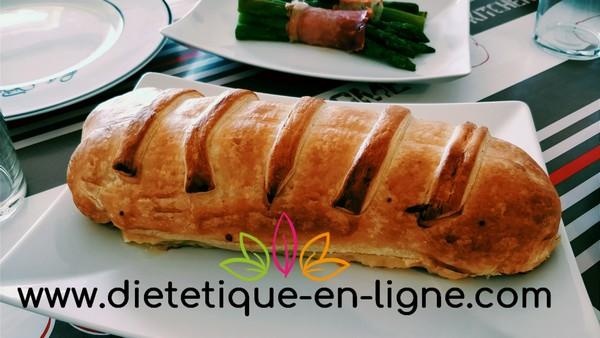 Recette Filet Mignon en Croûte