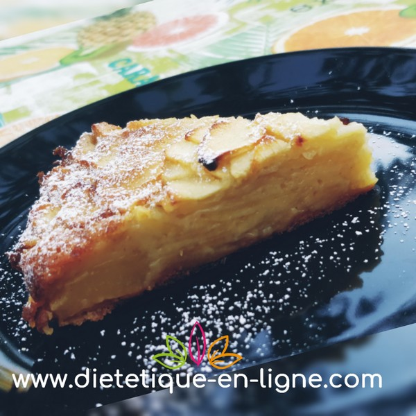 Recette Gâteau aux Pommes Invisibles