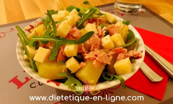 Recette Salade de Pommes de Terre parisienne