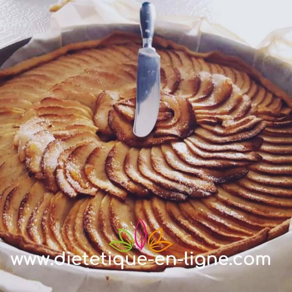 Recette Tarte aux pommes : 4 recettes