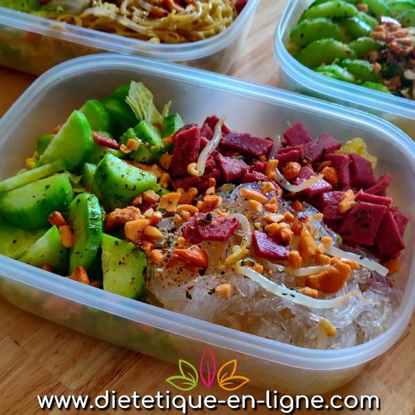 Salade Vietnamienne au Bœuf - Diététique En Ligne